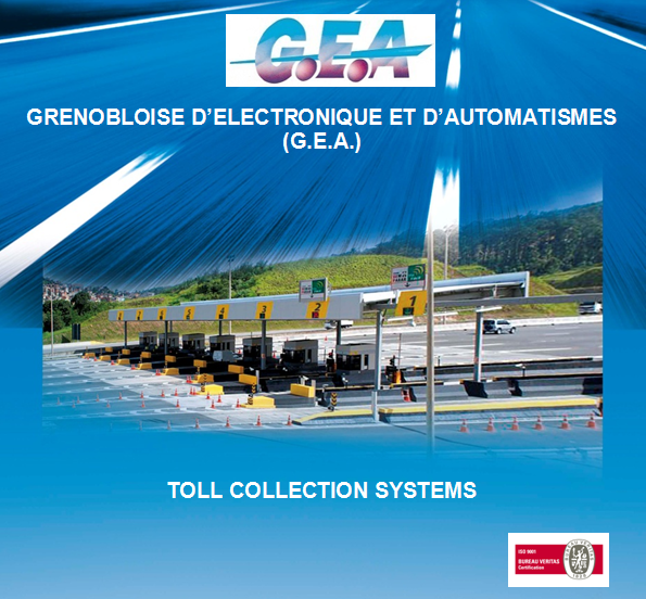 GEA Toll collection systems